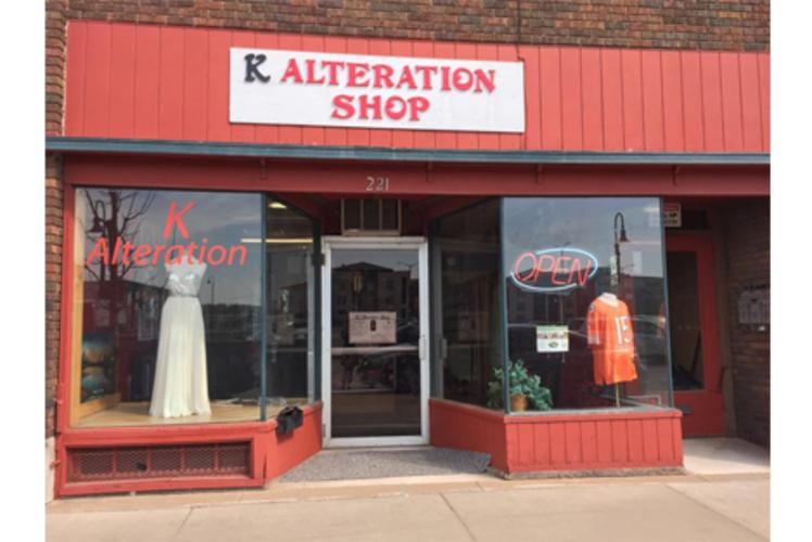 K Alteration Shop