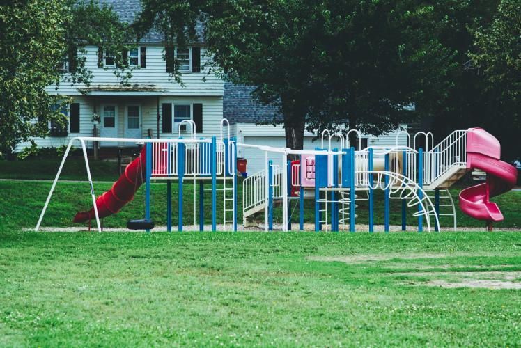 Kessler Park in Eau Claire, Wisconsin