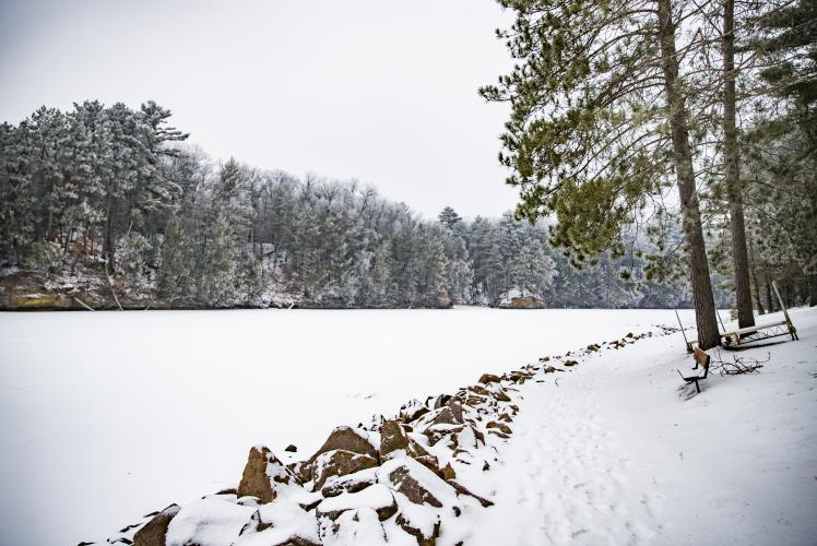 Lake Eau Claire County Park