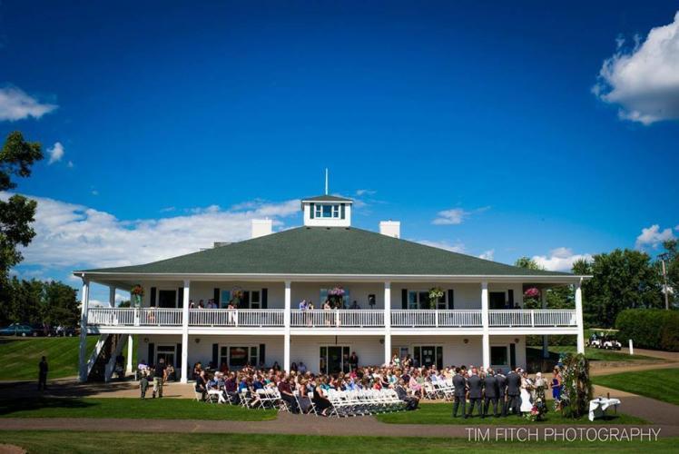 Lake Wissota Golf & Events Exterior Event