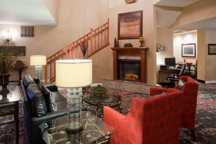 GrandStay Residential Suites Hotel Lobby