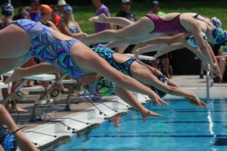 YMCA Marlin Swimmer