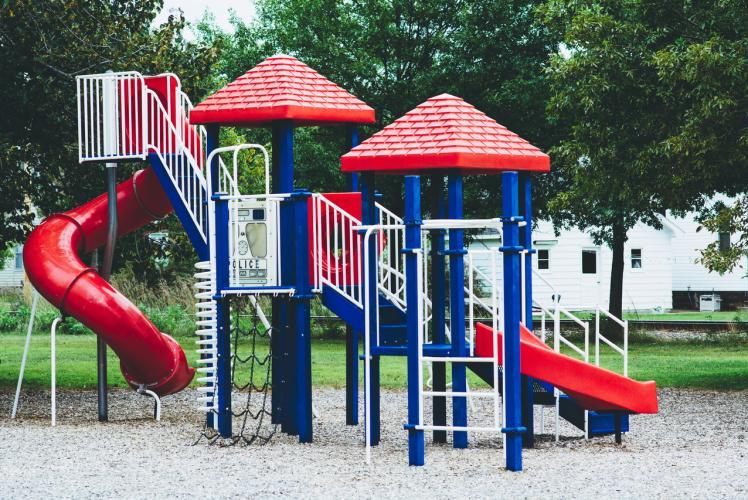 McDonough Park in Eau Claire, Wisconsin