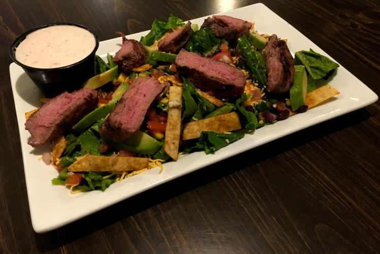 The Princeton Valley Pub & Grill - Mesa Salad