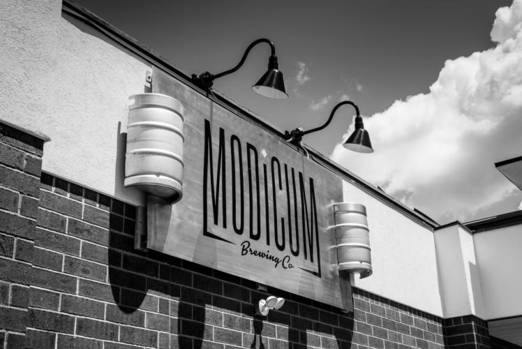 Modicum Brewing Company - Building Exterior