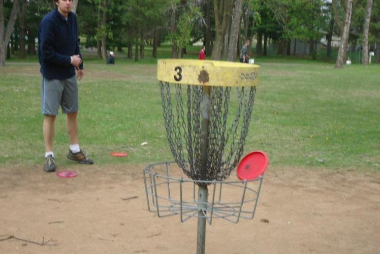 Mt. Simon Disc Golf 2