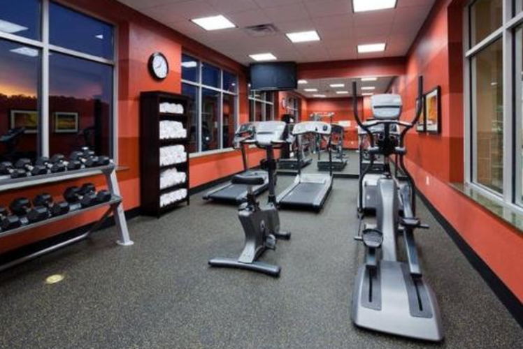 Holiday Inn Eau Claire South Exercise Room