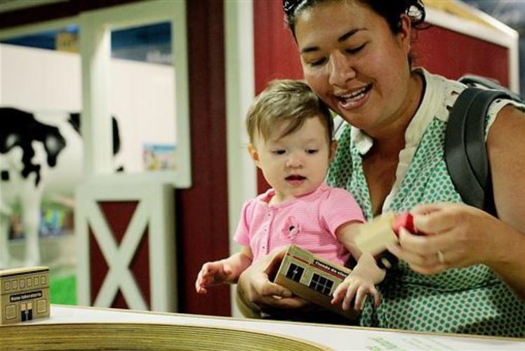 Eau Claire Children's Museum in Eau Claire, Wisconsin