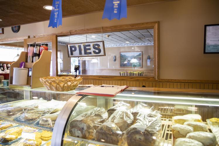 Norske Nook Pie in Osseo, WI