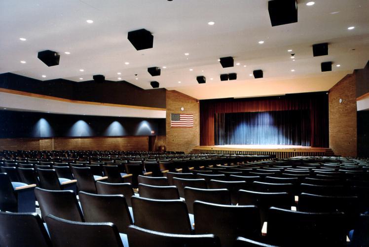 North High School Auditorium