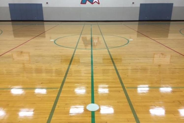 Northstar Middle School Basketball Court