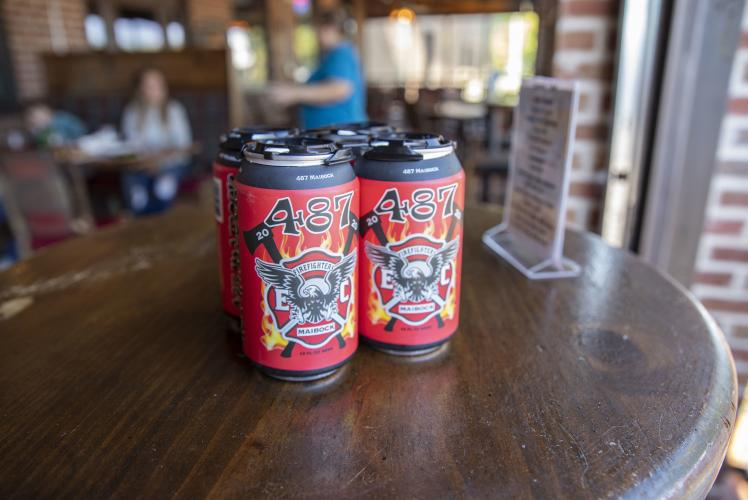 Northwoods Brewpub Beer