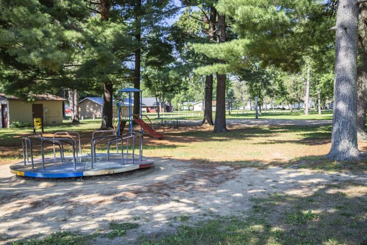 Stoddard Park playground