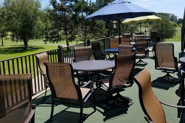 The Princeton Valley Pub & Grill - Patio