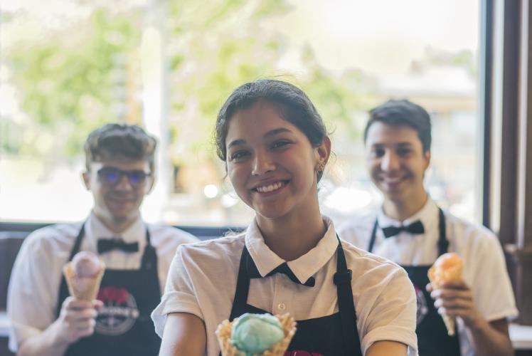 Eau Claire Ice Cream Parlor