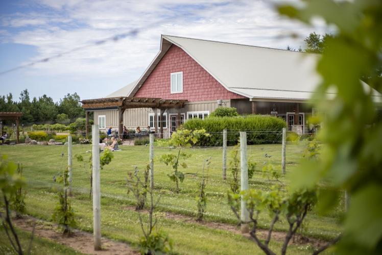 River Bend Winery and Distillery