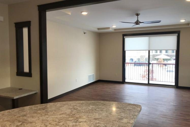 River Flat Apartments Interior