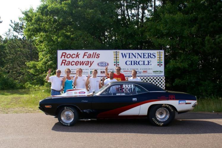 Rock Falls Raceway Car 1