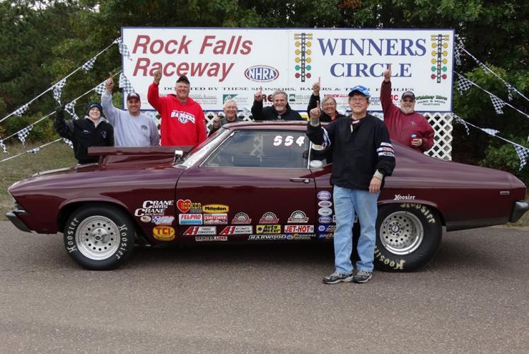Rock Falls Raceway Car 2