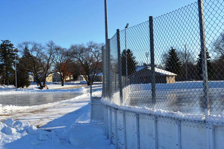 Roosevelt Ice Rink 2