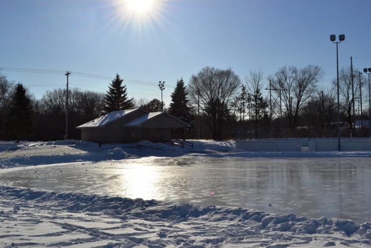Roosevelt Ice Rink