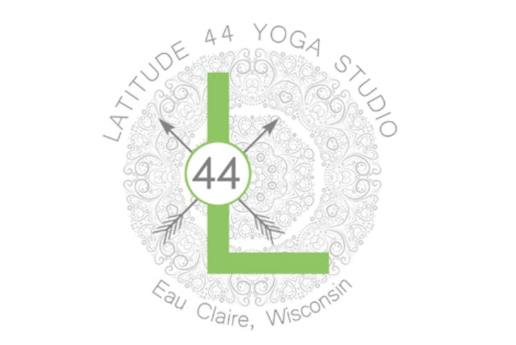 Latitude 44 Yoga Studio in Eau Claire, Wisconsin