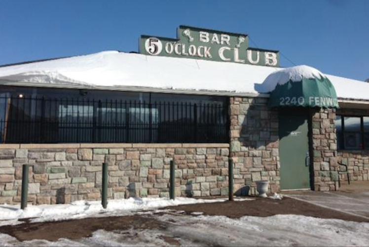 5 oclock club