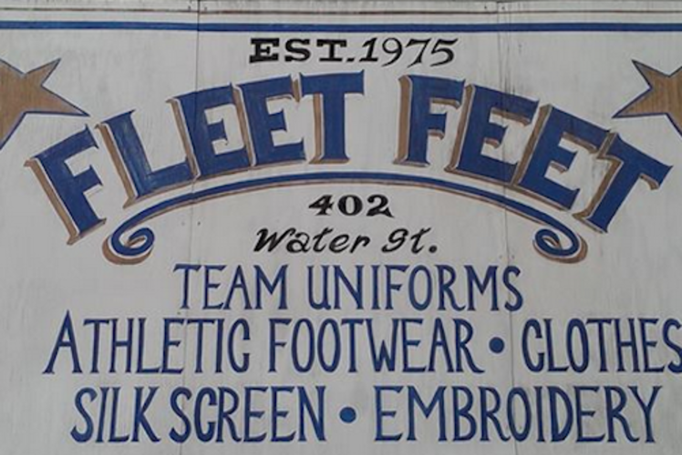 Fleet Feet on Water Street