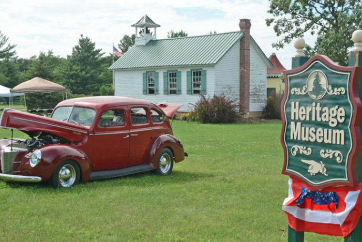 Dunn County Historical Society Heritage Museum