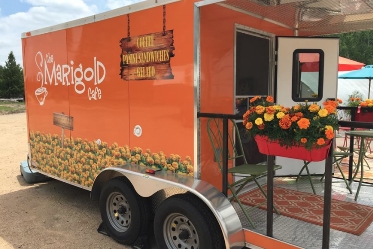 Marigold Cafe - Food Truck