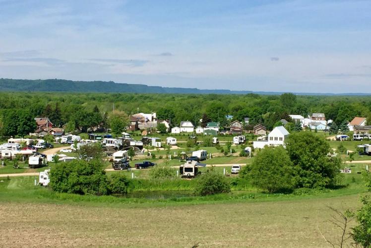 Nelson's Landing RV Park Land