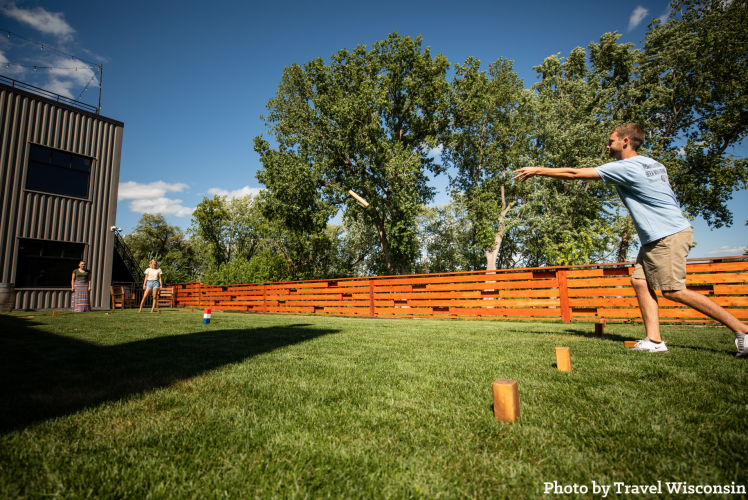 Kubb at Brewing Projekt
