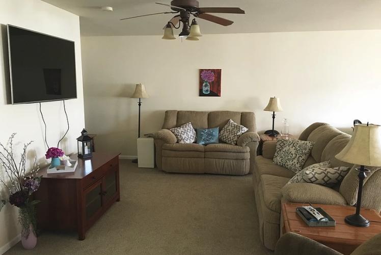 Willow Retreat Center Living Room