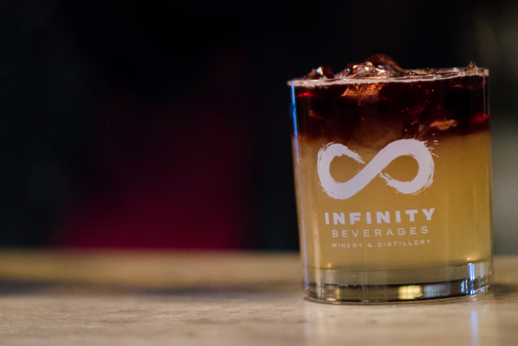 Drink at Infinity Beverages