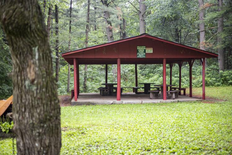 Sherman Creek Shelter