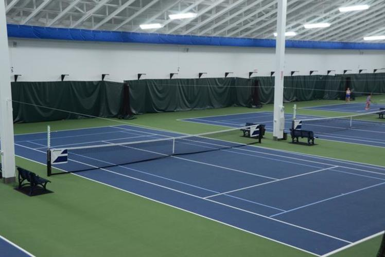 EAU CLAIRE YMCA TENNIS CENTER