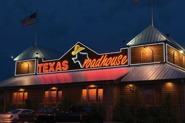 Texas Roadhouse in Eau Claire, Wisconsin