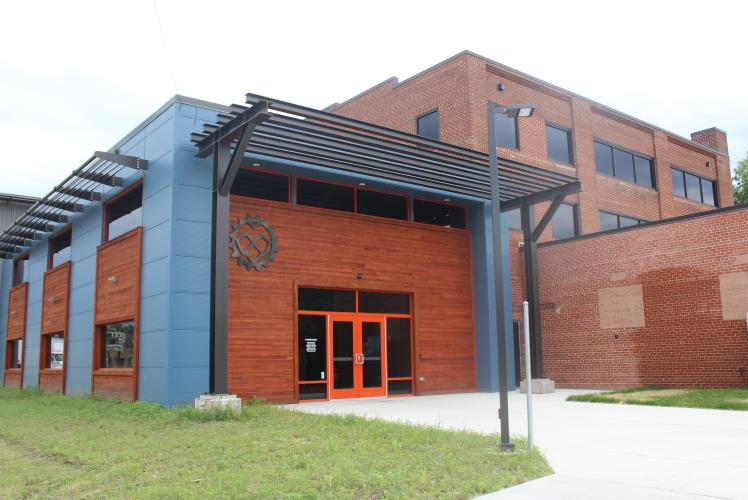 The Brewing Projekt Exterior Entrance