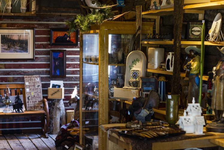 The Osseo Nickel Barn & Coffee Shop
