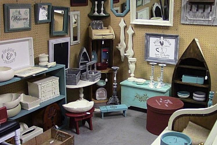 The Shed in Altoona - Antiques, Collectibles, Primitives