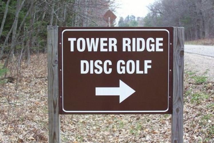 Tower Ridge Disc Golf