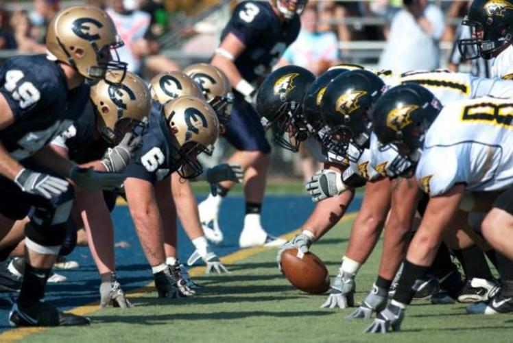 UW-Eau Claire Blugold Football