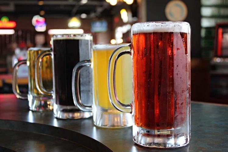Wisco's Eau Claire beer
