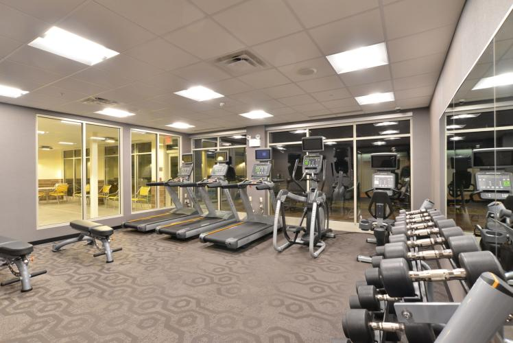 Fairfield Inn & Suites by Marriott Workout Room