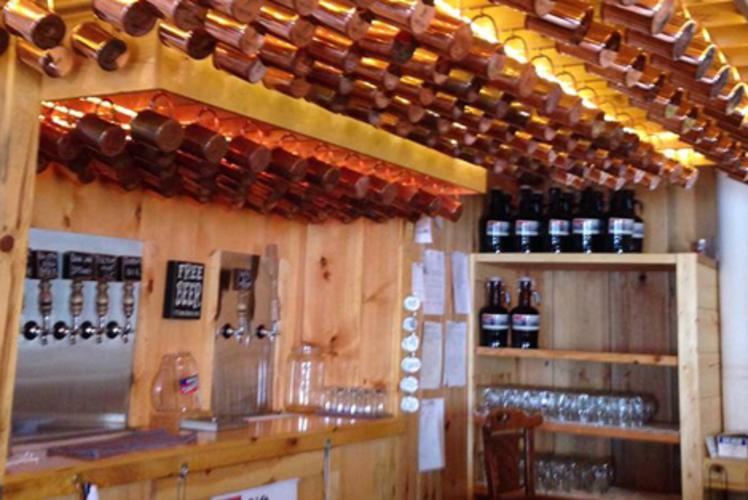 Bloomer Brewing Company in Bloomer, Wisconsin