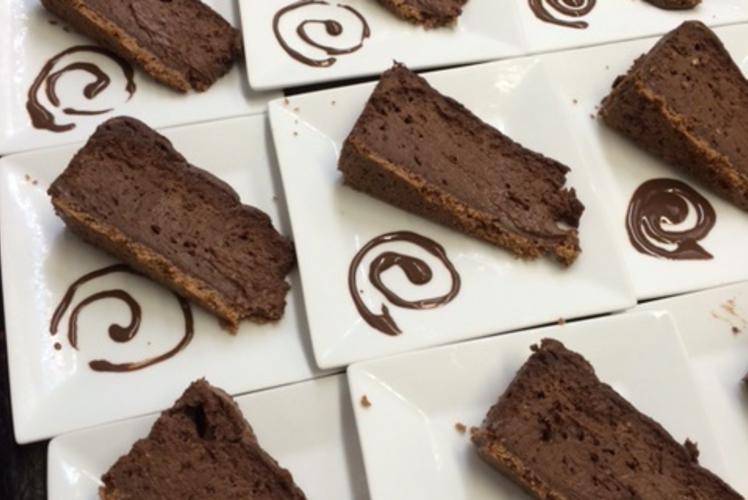 Draganetti's Ristorante  - Chocolate Cake