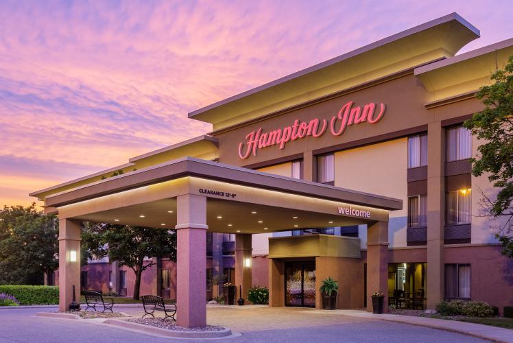 Hampton Inn by Hilton exterior