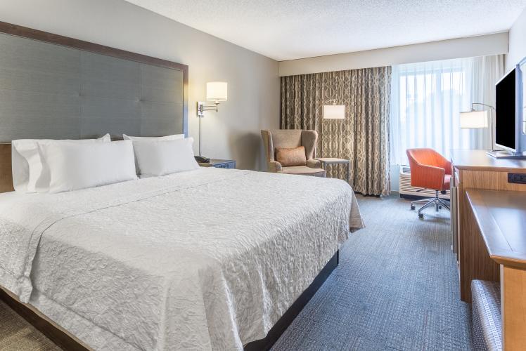 Hampton Inn by Hilton room
