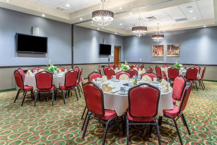 Milan Boardroom - banquet
