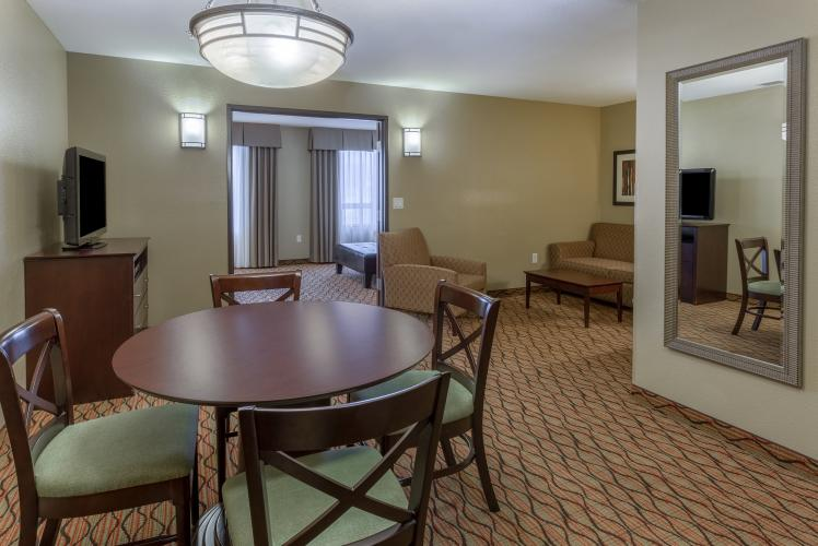 Two-Room Suite